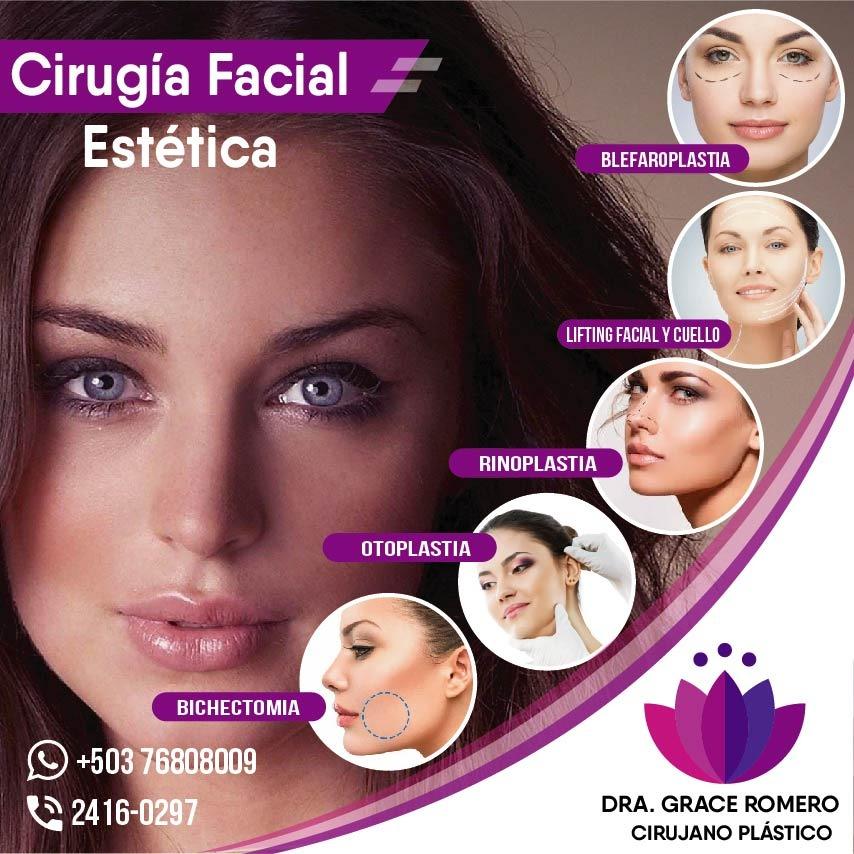 Cirugía Estética Fácial El Salvador